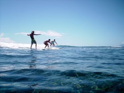 ALLAMANDA SURF CAMP'S DISCOVERY SURF SCHOOL PACKAGE