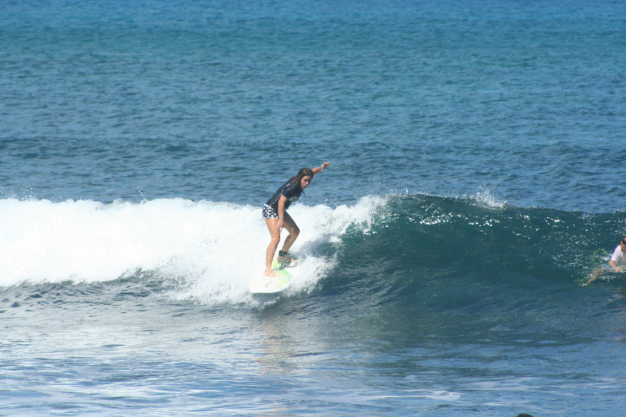 ALLAMANDA SURF CAMP'S INTENSIVE SURF SCHOOL PACKAGE