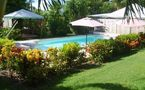 Lodging at Guadeloupe's Allamanda Surf Camp: Lovely bungalows in Le Moule